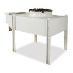 Condenser 1 Fan, Single Circuit, 1.2MBH /1C TD, 400/3/50 FSC