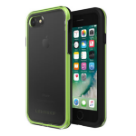 """LifeProof SLΛM 11.9 cm (4.7"""") Cover Black, Green, Transparent"""