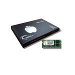 G.SKILL DDR3-1066 Mac SODIMM 4GB [SQ] FA-8500CL7S-4GBSQ