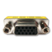 Kramer Electronics 15-pin HD (F/F) Negro