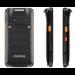 "CUSTOM RANGER PRO ordenador móvil industrial 12,7 cm (5"") 1280 x 720 Pixeles 250 g Negro"