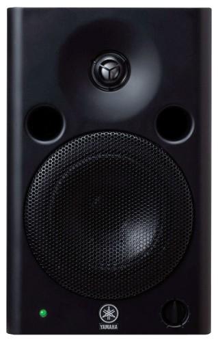 Yamaha MSP5 STUDIO Black loudspeaker