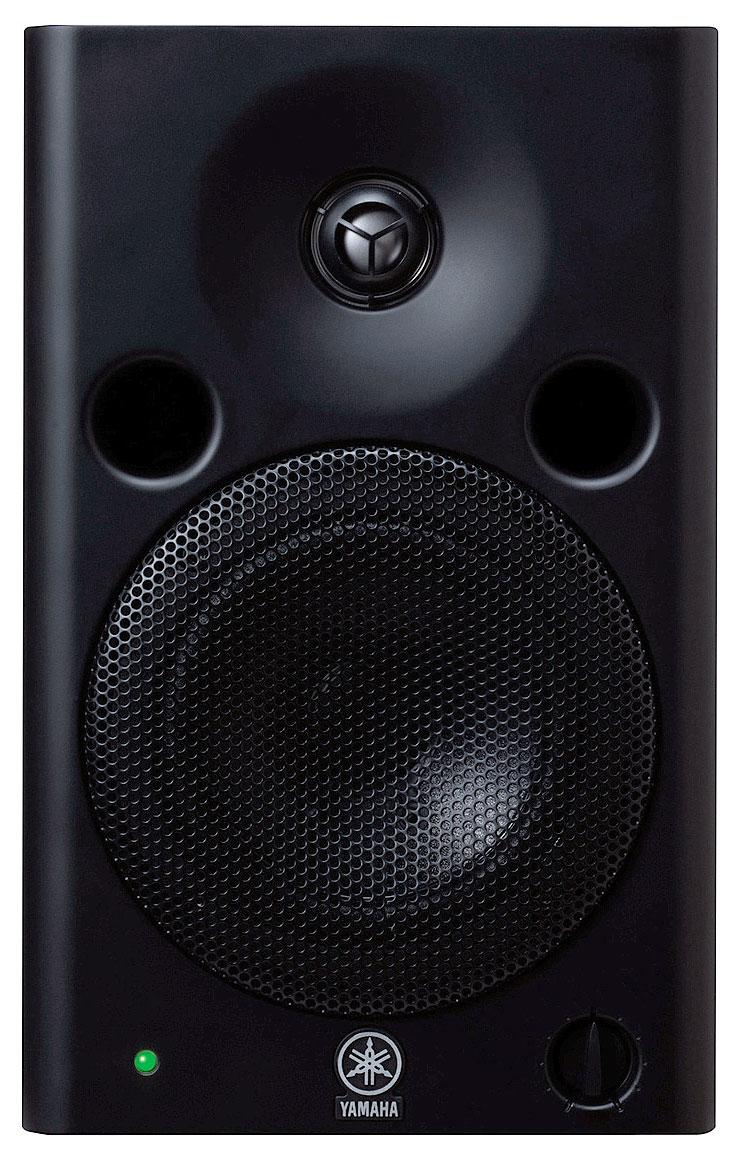 Yamaha MSP5 STUDIO loudspeaker 2-way Black Wired