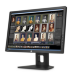 "HP DreamColor Z24x 24"" Black"