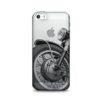 "Centon Motorcycle 5.5"" Cover Black,Transparent"