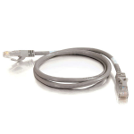 C2G Cat6a STP 1m 1m Grey networking cable