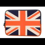 "Urban Factory Laptop Sleeve Neoprene 15.6"" UK Flag"