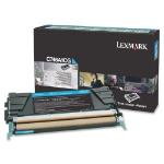 Lexmark C746A1CG Toner cyan, 7K pages