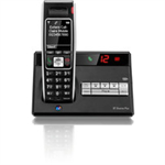 British Telecom DIV 7450 PLUS SINGLE DECT PHONE BLK