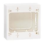 Tripp Lite N080-SMB2-WH outlet box White