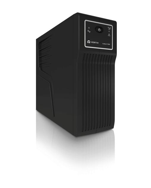 Vertiv Liebert PSP 650VA (390W) 650VA Black uninterruptible power supply (UPS)
