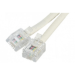 Hypertec 933401-HY telephony cable 2 m Ivory