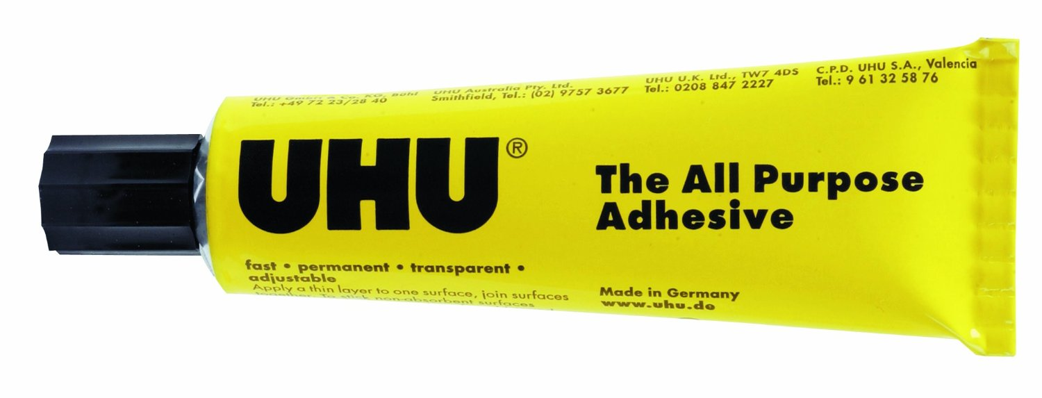 UHU All Purpose Glue 20ml Blistercard PK10