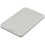 "LC-Power LC-25WU3 storage drive enclosure 2.5"" Aluminium,White USB powered"