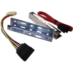 Dynamode 2.5-Inch HDD/SSD Conversion Kit for 3.5-Inch Drive Bays (SSD-KIT)