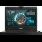 """Getac S410 G2 Black Notebook 35.6 cm (14"""") 1366 x 768 pixels 8th gen Intel® Core™ i5 8 GB DDR4-SDRAM 256 GB SSD Windows 10 Pro"""