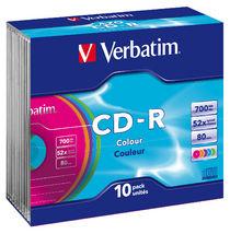 Verbatim CD-R 700mb CD-R 700MB 10pc(s)