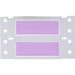 Brady PermaSleeve Violet Polyolefin 250 pc(s)
