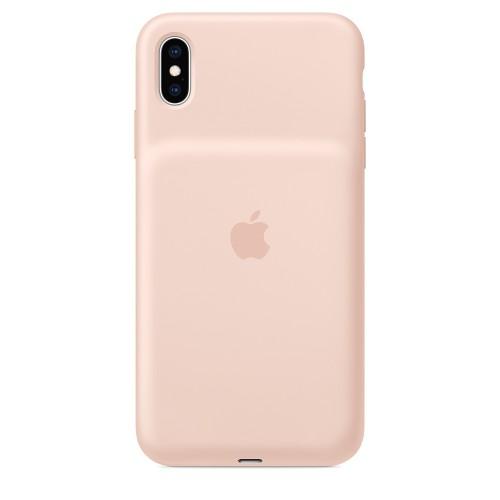 "Apple MVQQ2ZM/A mobile phone case 16.5 cm (6.5"") Cover Pink"