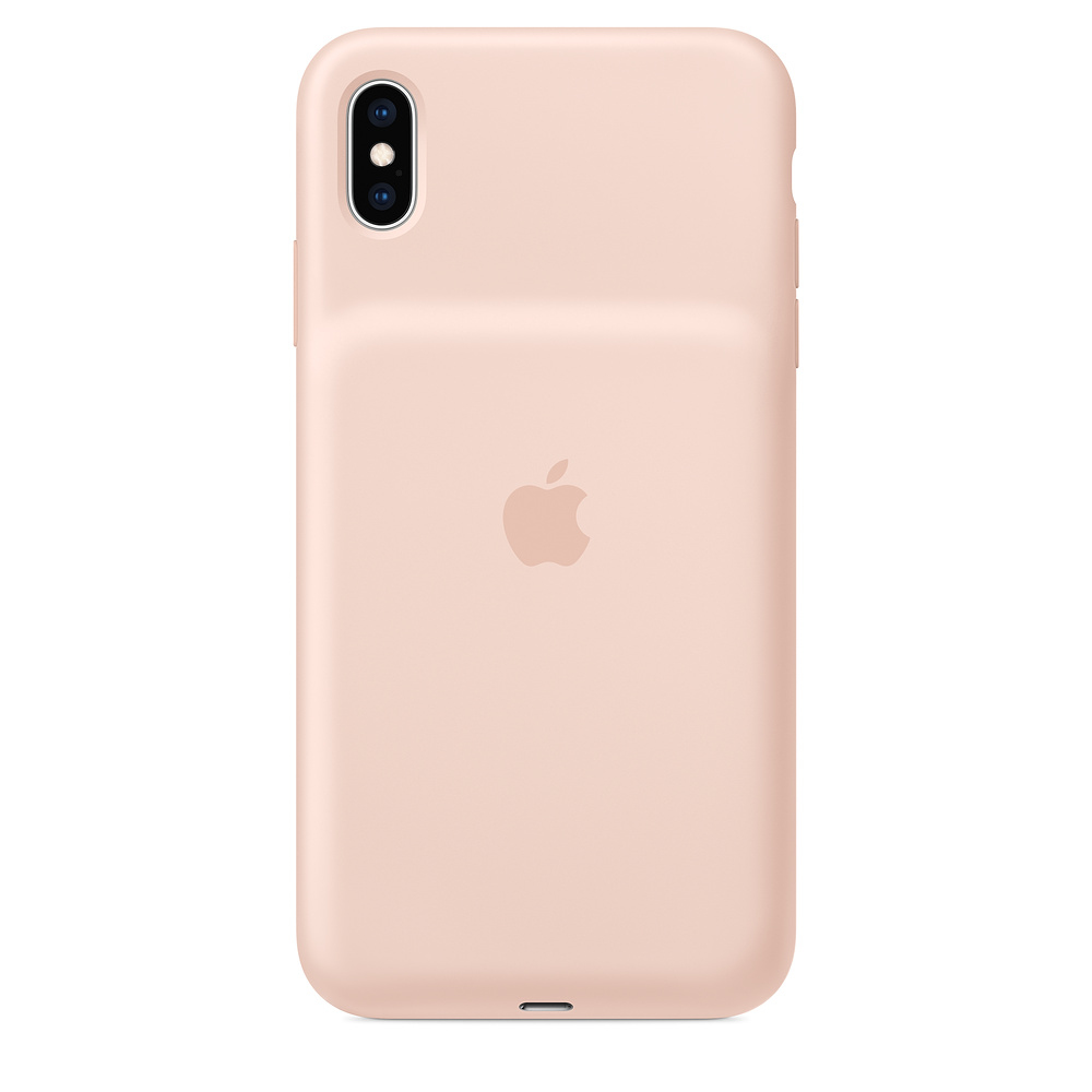 "Apple MVQQ2ZM/A mobile phone case 16.5 cm (6.5"") Cover Pink"