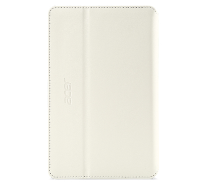 Acer Portfolio Protective Cover Case for Iconia B1-720 Tablet - White - by Acer (HP.BAG11.00F)
