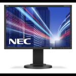 """NEC MultiSync E223W 55.9 cm (22"""") 1680 x 1050 pixels LED Black"""