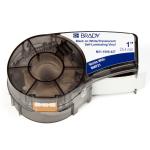 Brady M21-1000-427 printer label Translucent,White Self-adhesive printer label