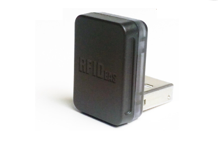 RF IDeas pcProx USB 2.0 Black smart card reader