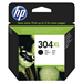 HP N9K08AE (304XL) Printhead black, 300 pages @ 5% coverage, 6ml