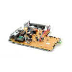 HP Engine controller PC board assembly & metal pan Laser/LED printer PCB unit