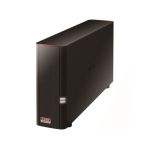 Buffalo LinkStation 510 4TB NAS Compact Ethernet LAN Black