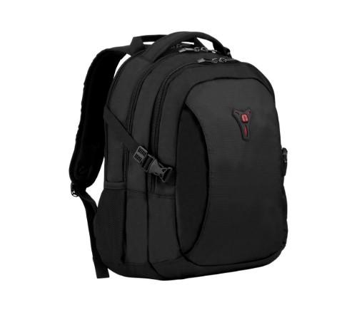 Wenger/SwissGear Sidebar 16'' backpack Black Polyester