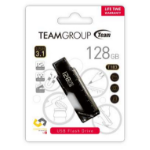 Team Group T183 USB flash drive 128 GB USB Type-C 3.2 Gen 1 (3.1 Gen 1) Black