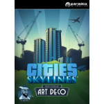 Paradox Interactive Cities: Skylines - Content Creator Pack: Art Deco Linux/Mac/PC