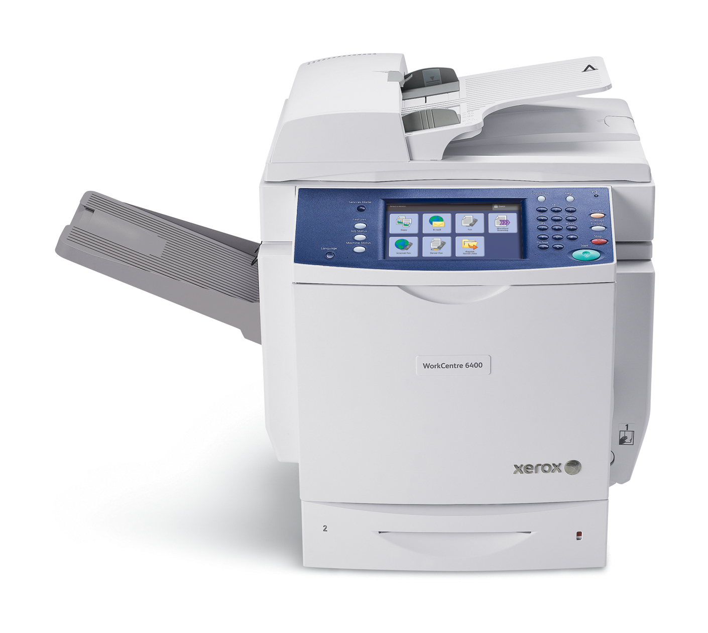 Xerox 6400V_X multifunctional Laser 35 ppm 2400 x 600 DPI A4