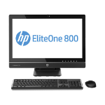 "HP EliteOne 800 G1 2.9GHz i5-4570S 23"" Touchscreen Black All-in-One PC"