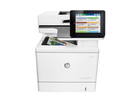 HP LaserJet M577dn 80000 pages - B5L46A B5L46A#B19