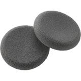Plantronics 43937-01 headphone pillow Grey 2 pc(s)