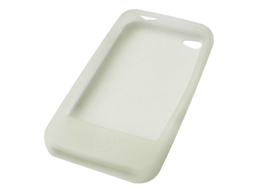 Soft Back Case Clear 4/4s
