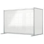 Nobo 1915495 magnetic board Gray, Transparent