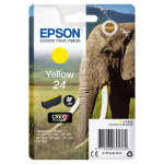 Epson C13T24244012 (24) Ink cartridge yellow, 360 pages, 5ml