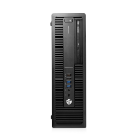 HP EliteDesk 705 G2 3.6GHz A10 PRO-8750B SFF Black PC