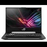 """ASUS ROG Strix Scar II GL504GV-ES034T Black Notebook 39.6 cm (15.6"""") 1920 x 1080 pixels 2.20 GHz 8th gen Intel® Core™ i7 i7-8750H"""