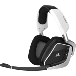 Corsair VOID RGB ELITE Wireless Headset Head-band Black,White