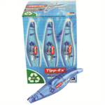 TIPP-EX Exact Liner Correction Tape Roller Pen-shaped Disposable 5mmx6m Ref 8104755 [Pack 10]
