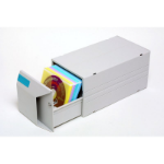 Kensington CD Drawer With Sleeves - Capacity 75