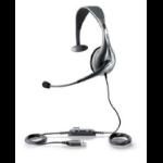 Jabra UC VOICE 150 mono Monaural Head-band Grey headset