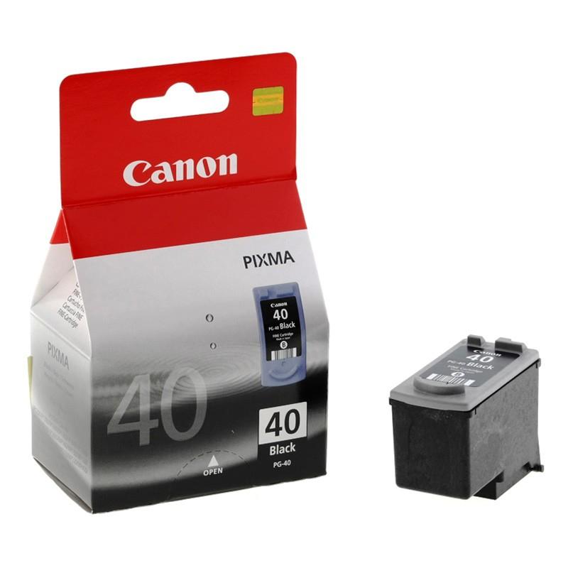 Canon PG-40 Original Negro 1 pieza(s)