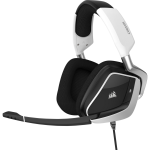 Corsair VOID ELITE USB Headset Head-band Black,White