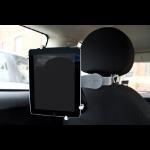 Proper Universal Car Headrest Holder for 7-10.4'' Tablets Car Passive holder Black,Silver,Stainless steel,White